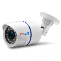 BESDER H.265 5MP 3MP 2MP Security IP Camera Bullet Outdoor Waterproof Video Surveillance Cameras H.265 Network Motion Camera Surveillance Cameras