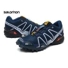 bf76da2bc9 2018 Salomon zapatos de hombre zapatillas de deporte 3 CS III de cruce de  velocidad para