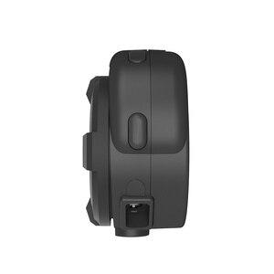 Image 3 - EJEAS Quick20 Bluetooth 4.2 motosiklet interkom kulaklık Raid çift 1.2km FM radyo pikap pil göstergesi 2 biniciler için