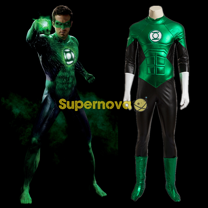 Online Buy Wholesale green lantern halloween costumes from China ...