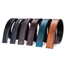 Mode hommes ceinture en cuir véritable peau de vache de luxe ceintures  DUBULLE noir brun bleu f2d2863c329