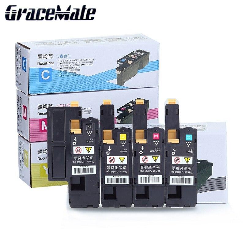 Popular in Asia for Fuji Xerox DocuPrint CM115w CM115 CM225w CM225 CP115w CP115 CP116w CP225W laser tonerr cartridge in Toner Cartridges from Computer Office