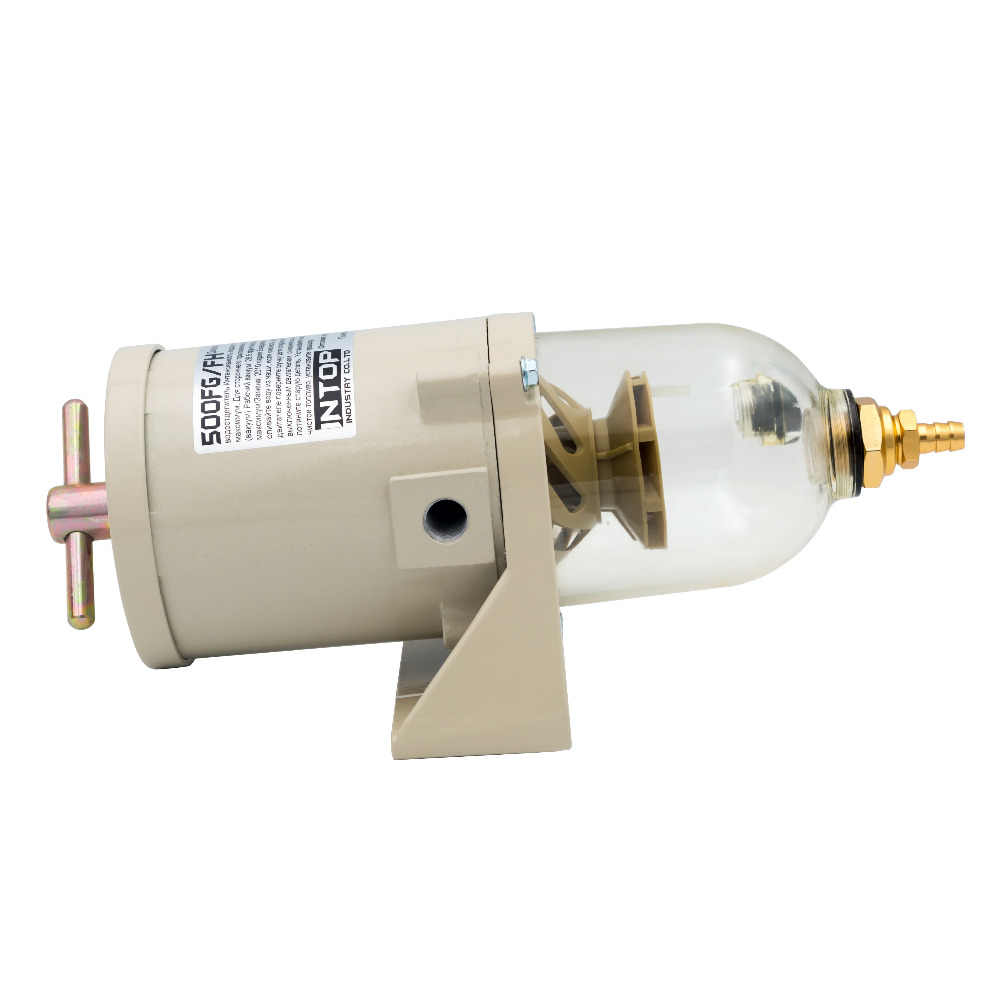 hight resolution of  500fg 500fh marine engine fuel water separator filter turbine diesel filter with heating tube 2010pm racor