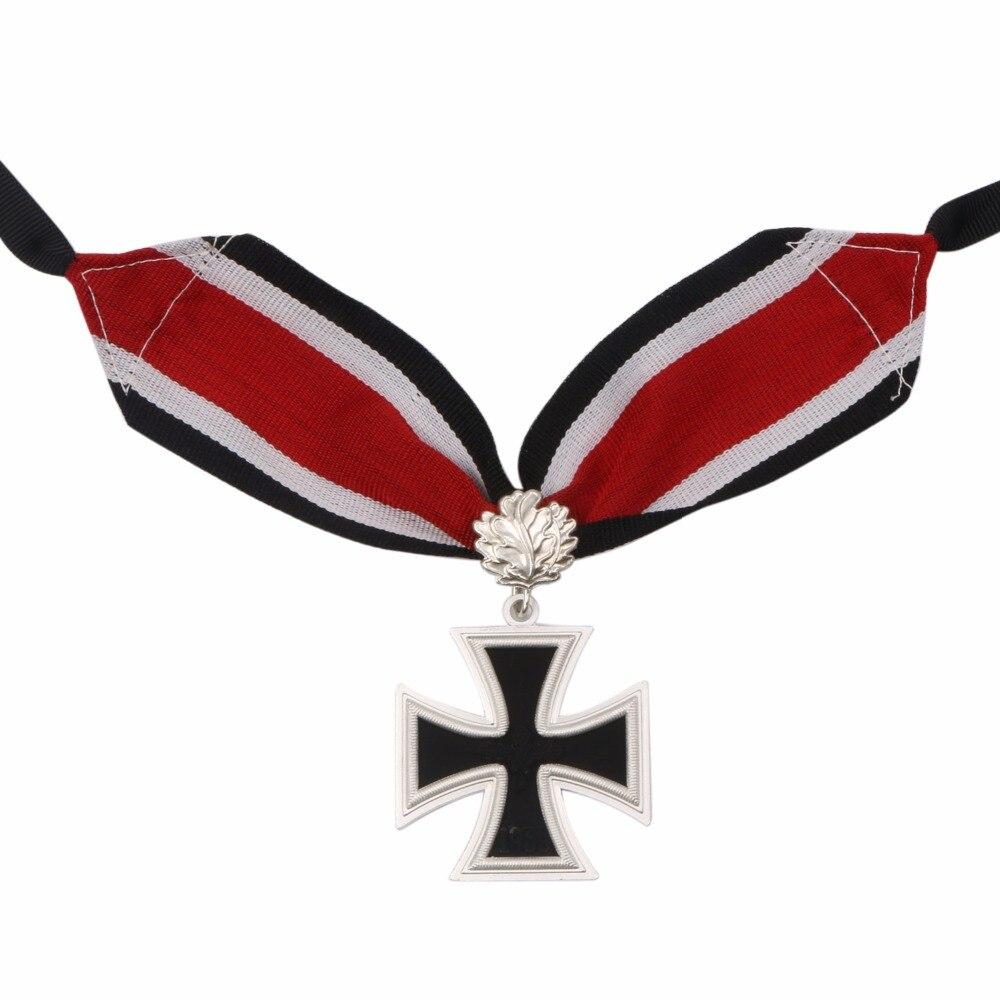 WW2 Knight's Iron Cross OAK Leaf 1957 Veterans Version