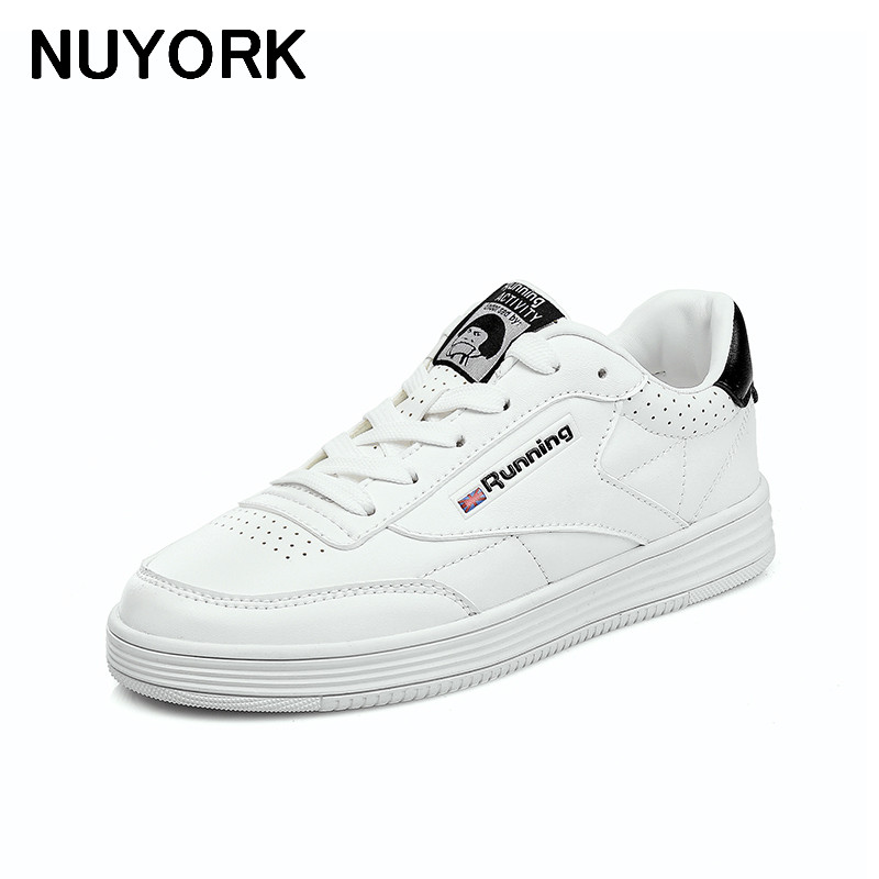 NUYORK Original brand men skateboarding shoes lace up skateboard sneakers low upper flat soes 2017 sports shoes 2015 italian deluxe brand fashion original box golden goose ggdb casual women men lace up flat with low cyan shoes eur 35 46