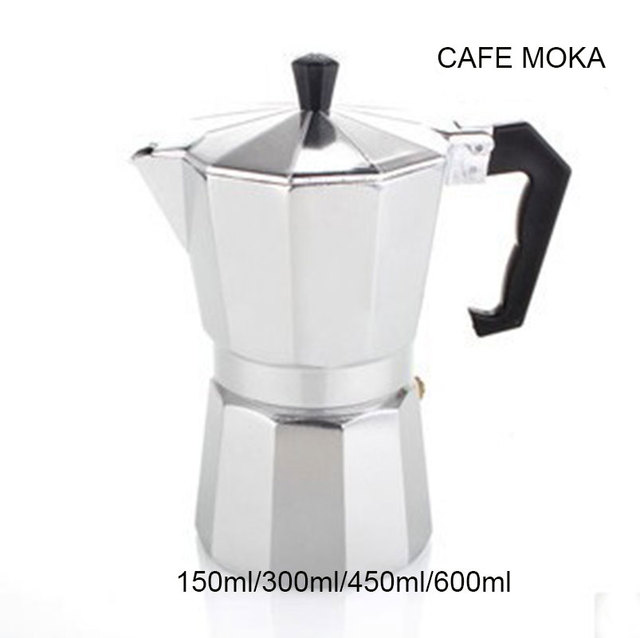 Coffee maker brewing Cafe Moka coffee tools drinkware tools moka pot coffee tea pot