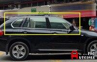 Для BMW X5 E70 2008 2009 2010 2011 2012 2013 нержавеющая внешний подоконник крышка планки Accessaories 10 шт.