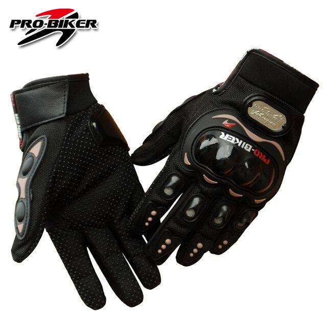 Men's Pro Biker Gloves 2
