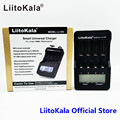 LiitoKala Lii-500 LCD Battery Charger For 3.7V 18650 18350 18500 16340 17500 25500 10440 14500 26650 1.2V AA AAA lii500