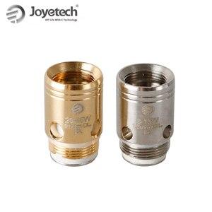 Image 5 - Оригинальная Головка Катушки Joyetech EX 0,5 Ом/1,2 Ом для превышения D22 D19, испаритель с емкостью Exceed Air plus, электронная сигарета, катушка для вейпа