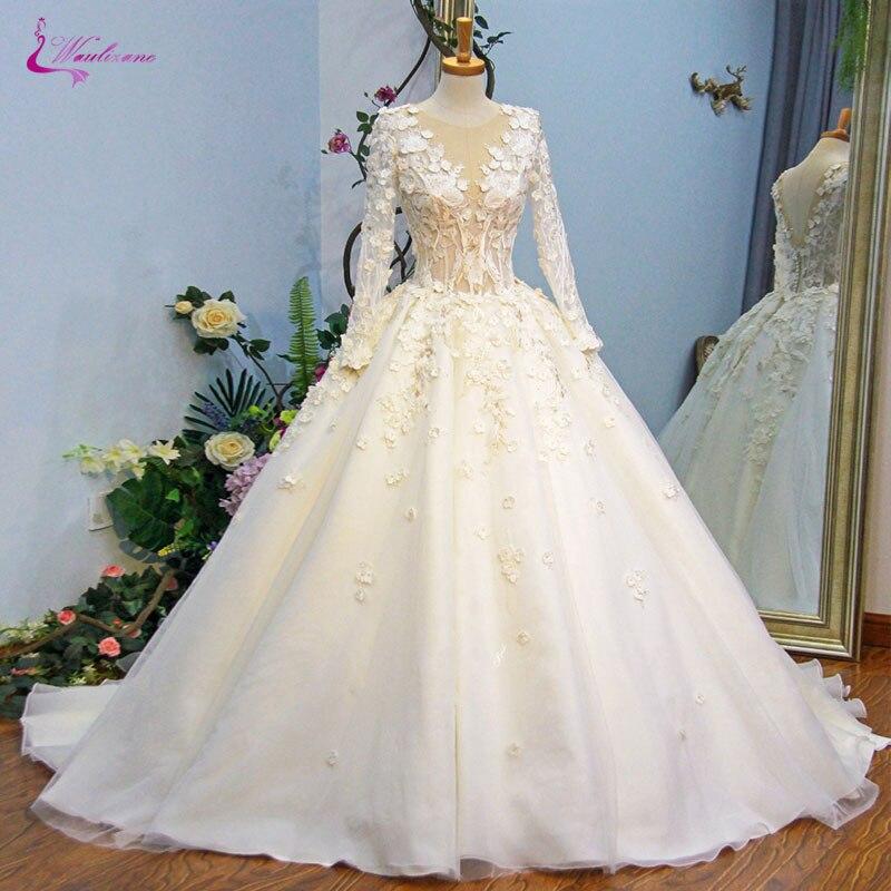 Waulizane Doce Cor vestido de Baile Quinceanera