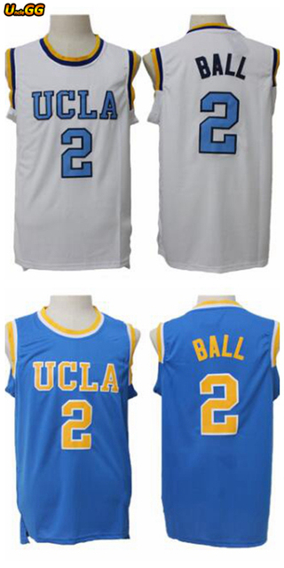 f0720a939 Uncle GG Lonzo Ball UCLA Jersey University College Bruins Cheap Throwback  Basketball Jerseys For Men Stitched Wholesale