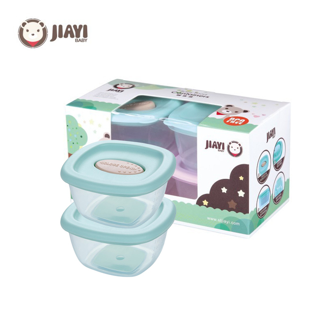 Baby Formula Dispenser Milk Powder Food Container Infant Feeding Storage Portable Children Tableware Toddler Dinnerware  R1798