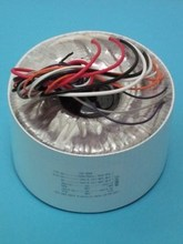 500VA Toroid Transformer Input:0-230V output 25v-0-25v and 12V-0-12V