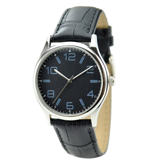 centre rose cristallo gold watch and gents mens recessed face watches black leather plus with strap