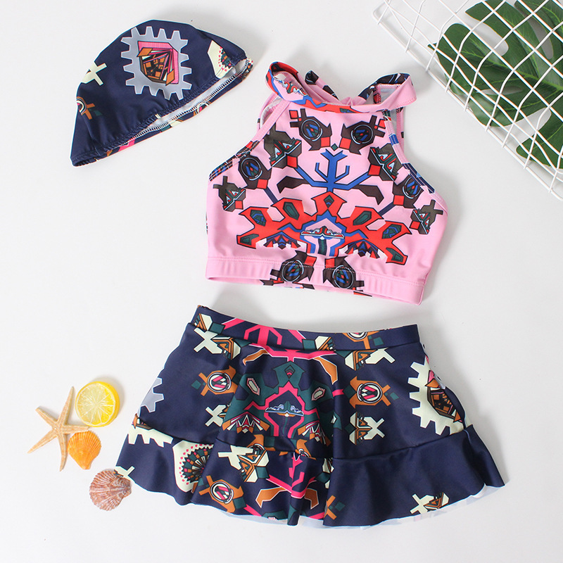 Girl Swimming Suit Kids Bathing Suits 2019 Children's Clothes Swimsuit For Baby Swimwear Children Clothing Female Child Cute