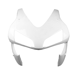 Unpainted Injection Mold ABS Motorbike Upper Front Nose Fairing Cowl For Honda CBR 600 RR F5 2003 2004