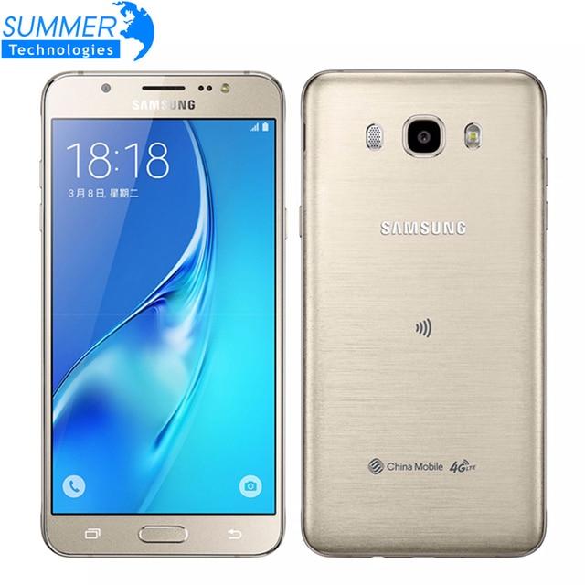Original Samsung Galaxy J7 J7108 Octa Core Dual SIM FDD/TDD LTE Mobile...