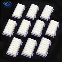 Home Appliances 10 Pcs Plastics White Purple Filter For Neato XV 21 XV 15 XV 14