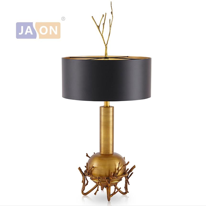 led e27 Nodic Copper Iron Gold Black LED Lamp.LED Light.Table Light.Table Lamp.Desk Lamp.LED Desk Lamp For Bedroom Office