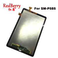 100 Tested LCD Display Tab A 10 1 Inch P580 P585 Touch Screen Digitizer Assembly For