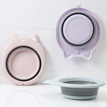 Yooap Baby washbasin folding children baby cartoon basin portable
