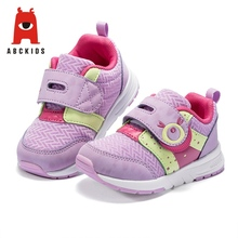ABC KIDS Kids Boys Girls Non-Slip Breathable Running Walking Shoes Sports Casual