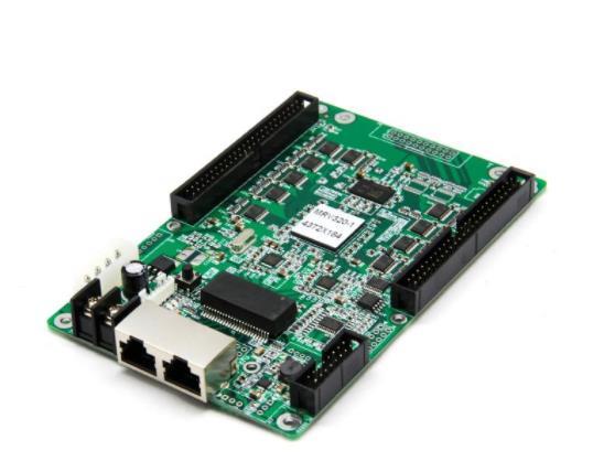 Contrôleur de écran vidéo LED NOVA MRV320 carte de contrôle de réception