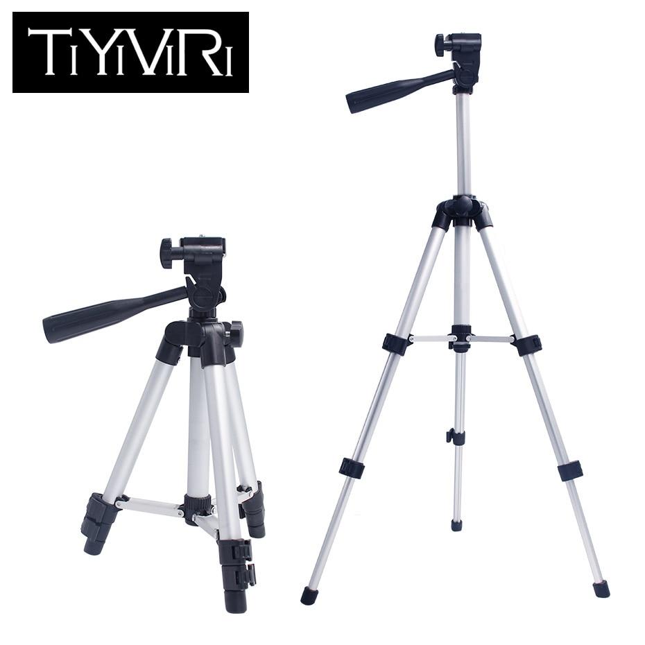 Portable Professional Aluminium Teleskop Kamera Stativ Halter 3 Abschnitt gorillapod Stativ Für iPhone Samsung Smartphone