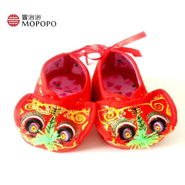 Mopopo Baby Shoes Newborn Unisex 2017 New Baby Shoes First Walker Chinese Style Baby Toddler Shoes Baby Booties Autumn Hot Sale