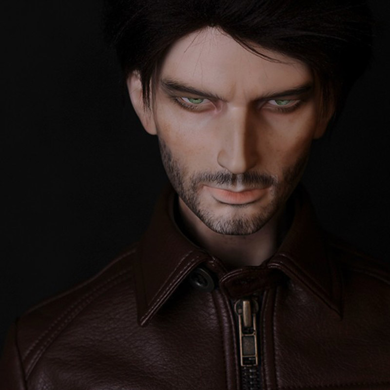 IOS Jade 80cm Male BJD SD Dolls 1/3 Resin Figures Body Model Girls Boys High Quality Toys Shop Free Eyes