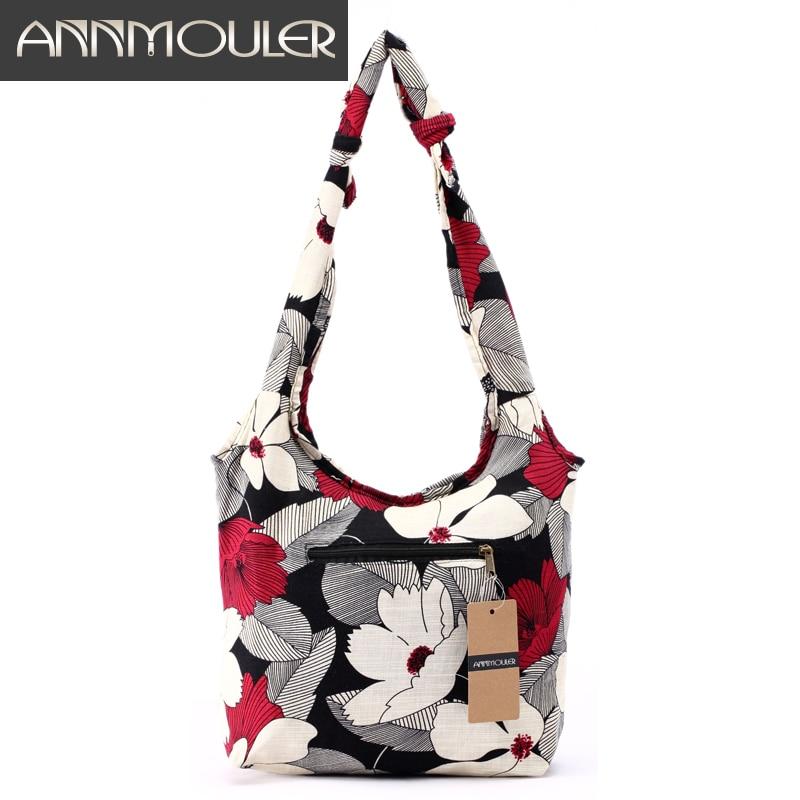 Popular Fabric Hobo Bag-Buy Cheap Fabric Hobo Bag lots from China ...