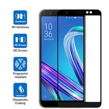 Tempered Glass For ASUS Zenfone Max Pro M1 M2 ZB602KL ZB555KL ZB631KL 5 5Z Live L1 3 4 Max ZC520TL ZC520KL Screen Protector Film(China)