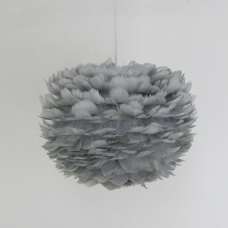 Modern Feather Pendant Light Contemporary Italian Design Goose Feather Hanging Pendant Lamp Fancy Home Lights Villa Restaurant (28)