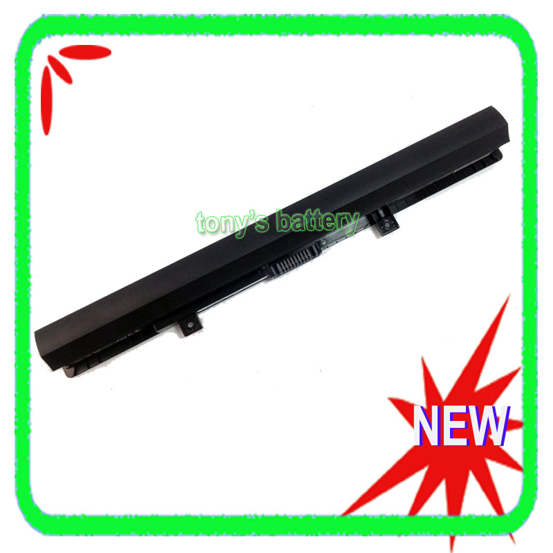 New 4Cell PA5185U-1BRS Laptop Battery for Toshiba Satellite C55 C55D C55T L55 L55D L55T PA5184U PA5186U-1BRS free shipping v000325140 for toshiba satellite c55 c55d c55t c55dt c55t a laptop motherboard all functions 100
