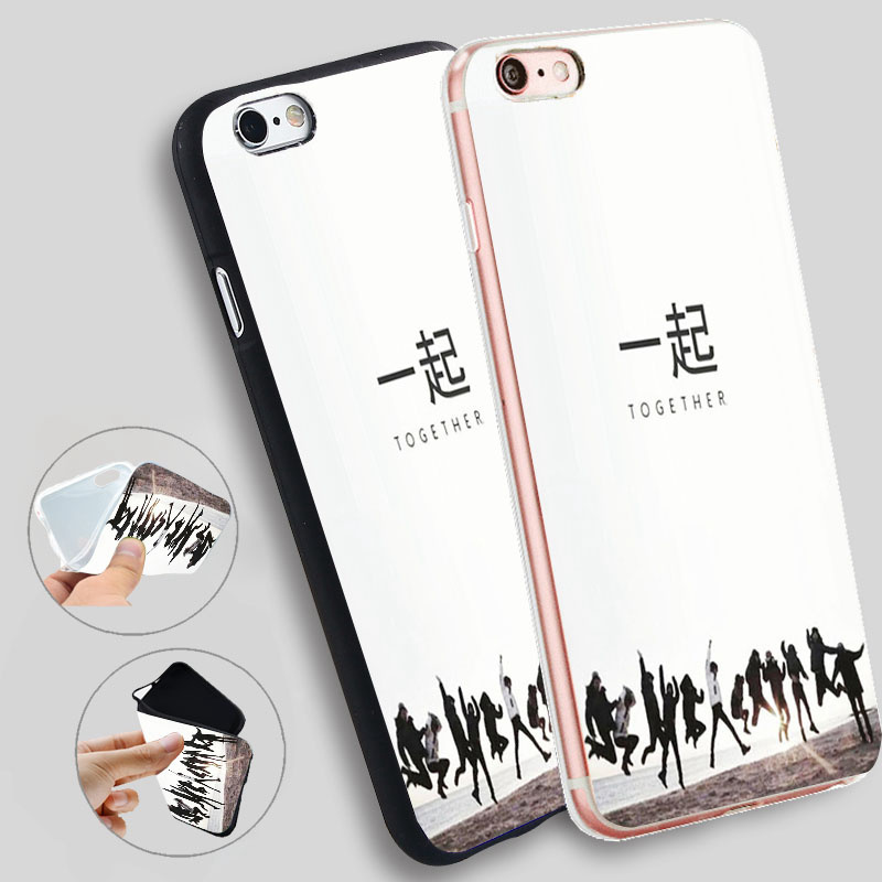 Exo Kpop Exo Ot Silicone Cases For Iphone 7 7plus For Iphone 8 5s Xr Xs Max 5 Se 6 S 6s 6 7 8 Plus X Tpu Phone Case Fitted Cases Aliexpress