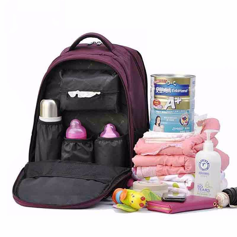 Multifunctional baby nappy bag baby diaper bag bolsa maternidade mummy materntiy diaper bag handbag shoulder bag Backpack multifunctional bolsa maternidade baby diaper bags baby nappy bag mummy maternity bag lady handbag messenger bag diaper shoulder