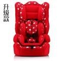 12 colores asiento de seguridad para Niños del asiento de coche de bebé asiento de coche de bebé asiento para 9 meses-12 años de edad los niños con certificación 3C