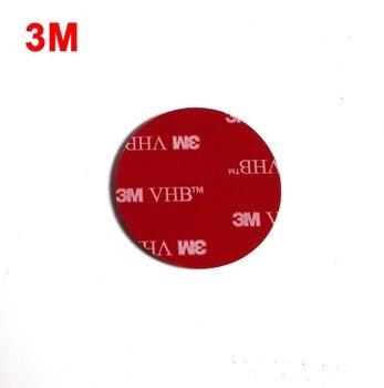 Cinta de espuma acrílica adhesiva de doble cara para videocámara DVR, soporte para coche, 3M, VHB, 5952, 30mm, redonda, resistente, 5 uds.