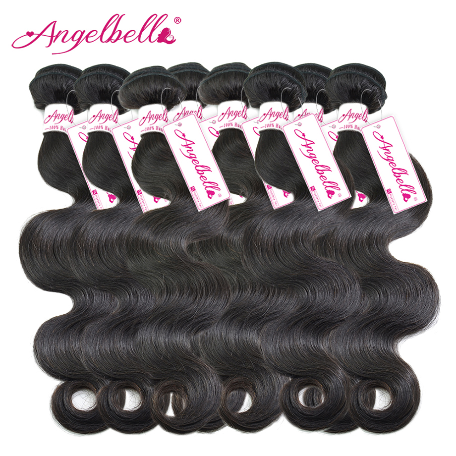 Angelbella 8a Wholesale Hair Weave 10 Bundles Brazilian Body Wave