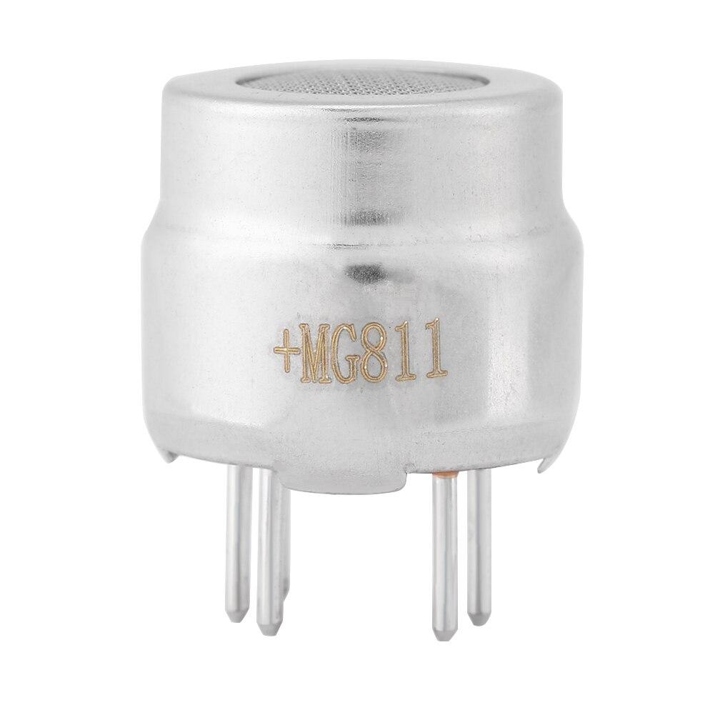 цена на High Sensitivity Carbon Dioxide Sensor MG811 CO2 Carbon Gas Concentration Sensor Hot Sale