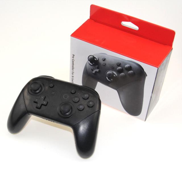 Wireless Gamepad Game joystick Controller For Nintend Switch Pro Host Bluetooth controller Support Somatosensory Vibration