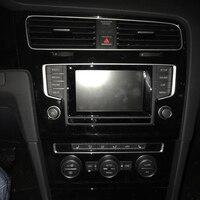 Plug and play добавить камера заднего вида системы в автомобиле парк Интерфейс камеры для 2015 VW Golf 7 аксессуары