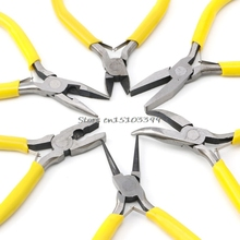 Jewelry Finding Beading Crafting Making Tool Pliers Handmade Nipper Repair Tool G08 Drop ship