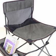 Director-Chair Folding Outdoor Breathable with Magazine-Cup Storage-Bag Mesh-Canvas Ultralight