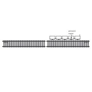Image 5 - 1 takım güç dağıtım panosu distribütörü DC ve AC gerilim yeni model tren ho ölçek PCB009 demiryolu modelleme