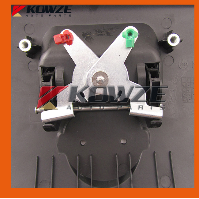 Tailgate Back Door Gate Handle Latch For Nissan Navara Frontier NP300 D22 2000-2005 90606-VK00A