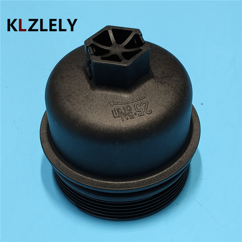 For PEUGEOT 206 207 307 308 406 407 807 1007 PARTNER BOXER EXPERT PARTNER BIPPER 1995-2008 Oil Filter Cap OEM 1103.L7
