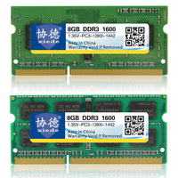Brand New Xiede Laptop Memory Ram DDR3L 1600Mhz 1 35v 8GB 4GB 2GB For Notebook Sodimm