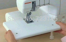 NEW JANOME Sewing Machine Extension Table FOR JANOME 1000CPX